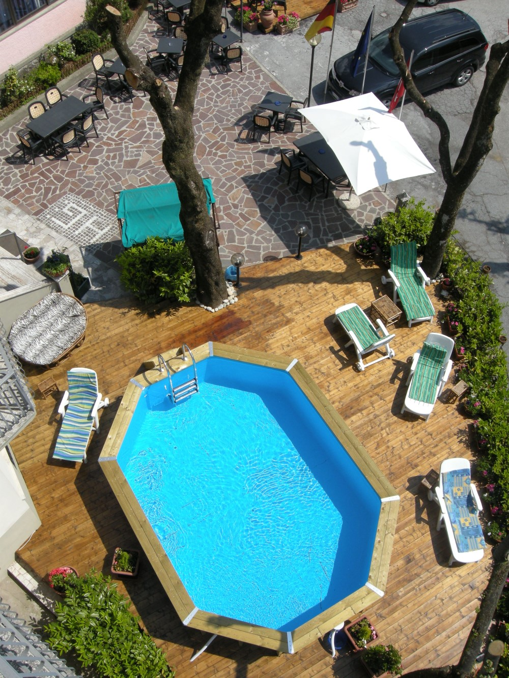 swimming pool Hotel Giardini